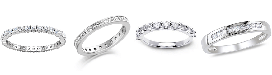 Examples of Eternity bands