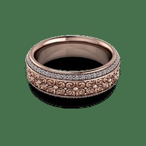 filigree eterninty ring