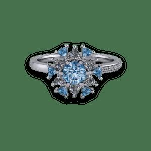 , ballerina, Blue Diamond, ,